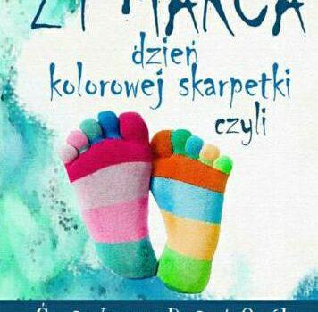 21 marca Dzień Kolorowej Skarpetki!