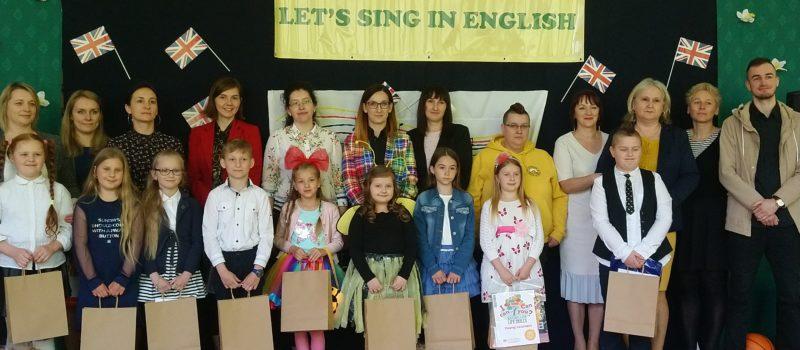 Gminny Konkurs Piosenki Angielskiej