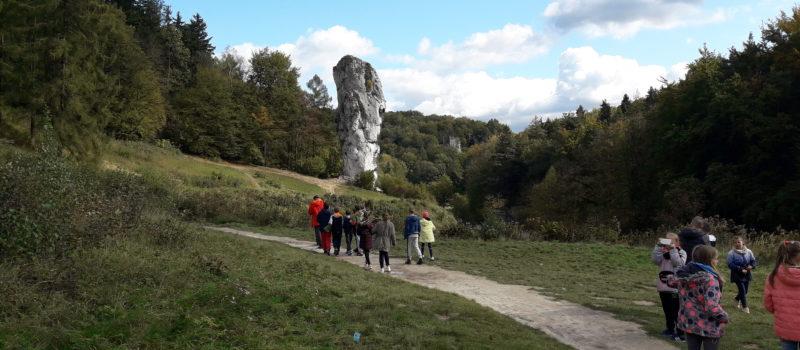Wycieczka do Ojcowskiego Parku Narodowego