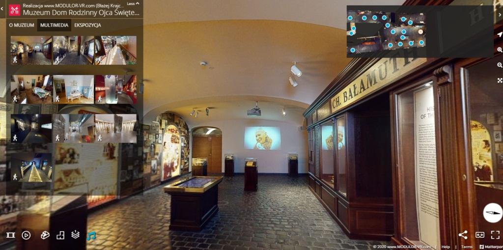 Muzeum Domu Rodzinnego Ojca Świętego Jana Pawła II w Wadowicach