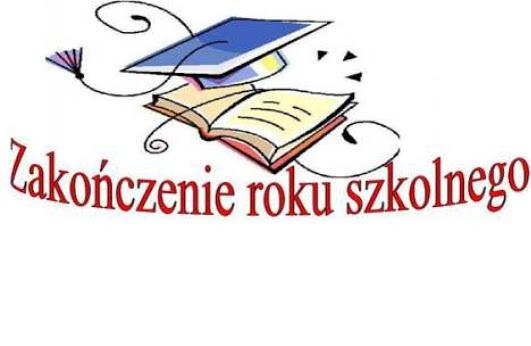 Zakończenie roku szkolnego 2019/20 – informacja