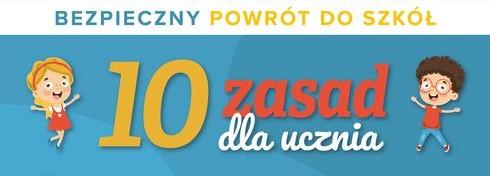 Procedury bezpieczeństwa w trakcie pandemii koronawirusa w Szkole Podstawowej w Zagorzynie